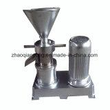De aço inoxidável de alta qualidade da manteiga de amendoim máquina de moagem
