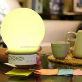 Lampe Smart Light LED Haut-parleur Bluetooth Professionnel