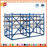 Industrielles Hochleistungslager-Metallbildschirmanzeige-Zahnstangen-Regal (ZHr383)