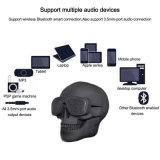 Neuer fantastischer Geschenk-billig mini drahtloser Schädel Bluetooth Lautsprecher des Weihnachten2018