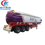 Made 58.5cbm 30t 3 Axle LPG Trailer clouded