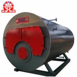Horizontal High Efficiency Gas Steam Boiler Operation