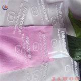 カスタムロゴの衣服の洗濯できる熱伝達の取扱表示ラベル