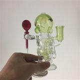 El LENGUADO embriagador coloreado apareja los artes de cristal con precio de fábrica