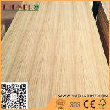 Madera contrachapada de la teca de los pies del grado 4*8 del AAA/madera contrachapada de lujo para los muebles