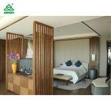 Tan 재 색깔을%s 가진 자연적인 도서 유원지 고급 호텔 침실 가구