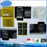 Elektronischer Schalter-Drucken-Kennsatz