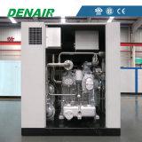 55 - 355 Kilowatt-hohe Leistungsfähigkeit Oilless ölfreier Schrauben-Luftverdichter