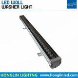 36W Lineaire Lamp van de Muur van de Lichten van het Landschap van de LEIDENE Wasmachine van de Muur de Lichte Openlucht