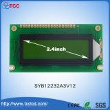 2.4 de Grafische LCD 122X32 Vertoning Stn Blauwe LCM van de Duim 12232A3V12