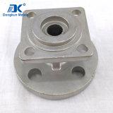 China fabricante de válvulas de acero inoxidable pulido electrolítico y mecanizado con