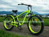 Bici eléctrica del neumático gordo del ciclo de E acogida con satisfacción (RSEB-505)