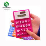 Силиконовый творчества детей калькулятор для складывания отделение для настольных ПК