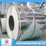 Material del acero de Stainelss de la placa de 304 bobinas