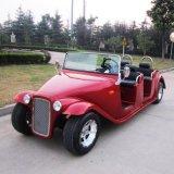 Open Elektrische Uitstekende Auto 6 Seater voor het Reizen van het Landbouwbedrijf (dn-6D)