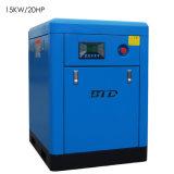 Compressor de ar de parafuso de acionamento direto 15kw/20HP