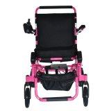 Sedia a rotelle ortopedica portatile leggera del motore elettrico del pedale