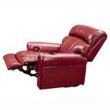 최신 판매 사무실 및 가정 가구 진짜 가죽 Recliner VIP01
