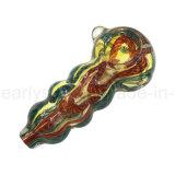 De nieuwe Rokende Pijp van het Glas van de Tabak van de Waterpijp van de Lepel van de Pijp van de Hand van het Glas In het groot (S-PK-322)
