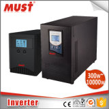 Чистая синусоида 3000W инвертор с AVR функция