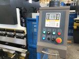 Feuille de métal de 2,5 mm Appuyez sur la machine de la plaque de frein de la machine à cintrer 125tonne