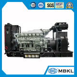 Dieselset des generator-675kVA/540kw mit wassergekühltem Multizylindermotor S6r2-Pta japan-Mitsubishi