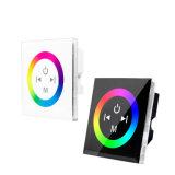 RGB Controle 30m van Controlller 4A 12-24V gelijkstroom van de Aanraking van het Comité