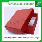個人化されたカスタム贅沢な円柱堅い板紙箱