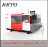 tagliatrice del laser della fibra di 1500W Ipg con il doppio banco