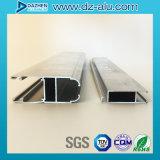Profil de porte de guichet en aluminium pour le service personnalisé par marché de la Libye Libéria