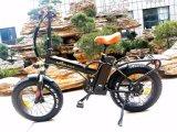 """20 """" Shimano 6の速度の脂肪質の電気バイク"""