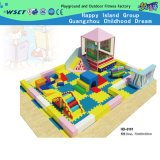 풍선 집 (HD-8001)를 가진 실내 아이들 운동장 장비