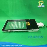 O dobro arma a luz de rua do diodo emissor de luz 45W com os 8 medidores de Pólo