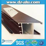 Italien-Art 6000 Serien-Aluminiumfenster-/Alumium schiebendes Fenster-Profil
