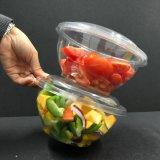 Contenitore di alimento di plastica a gettare della ciotola di insalata