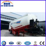 Della Cina 45cbm 59t 3axles del cemento della polvere del serbatoio rimorchio all'ingrosso semi