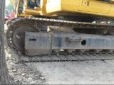 Excavador usado KOMATSU de la correa eslabonada de KOMATSU PC128-Us excavador de 12 T