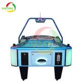Portable는 탁상용 아케이드 사각 동전에 의하여 운영한 공기 하키 테이블 게임 기계를 주연시킨다