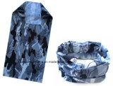 Fabrik-Erzeugnis passte Firmenzeichen-Druck-Polyester magisches Tubies Hoorag an