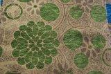 100%Polyester 남 아메리카 작풍 셔닐 실 실내 장식품 직물 유형