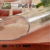 Super film PVC en verre clair pour le Marbre protector