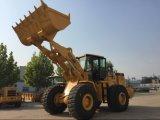 6.0トン、販売のための3.7cbm容量の建設用機器の車輪のローダーGk962