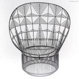 유일한 현대 산업 유행에 따라 디자인 한 가구 금속 옥외 의자
