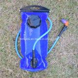 BPA geben blaues Wasser-Blase frei