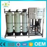 1000L/H RO Système de purification de l'eau/l'Osmose Inverse Usine de traitement de l'eau potable