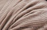 Cassia oreiller oreiller de velours de cristal de la santé des fabricants de base
