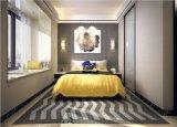 台所のためのLsP009カプチーノ/人工的な石造りの平板か浴室または壁または床
