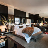 Het hoge Meubilair van Bedrooml van het Hotel van de Luxe van het Ontwerp van het Eind