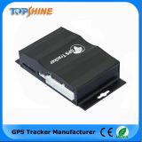 Rastreador GPS do veículo com o monitoramento da temperatura da câmara do sensor de combustível