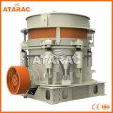 鉱山の円錐形の粉砕機、ISOの証明書が付いている高品質の機械装置の建設用機器
